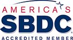 America's SBDC Accreditied Member logo