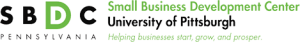 University of Pittsburgh Small Business Development Center (SBDC) Logo