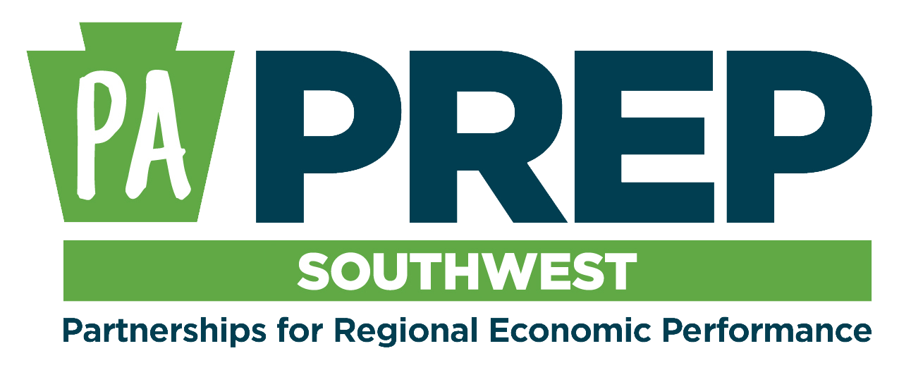 PA Partnerships for Regional Economic Performance Southwest logo