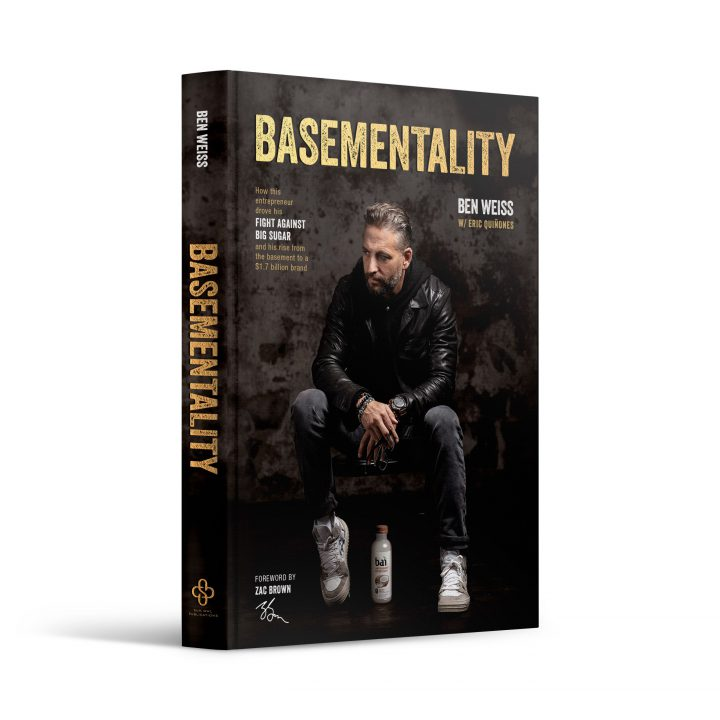 Image of the book, Basementality by Ben Weiss