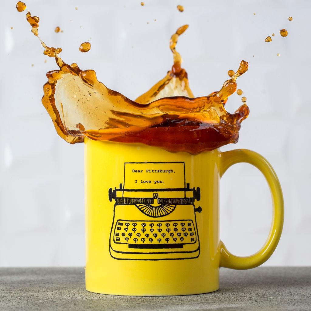 Dear Pittsburgh, I love you Mug
