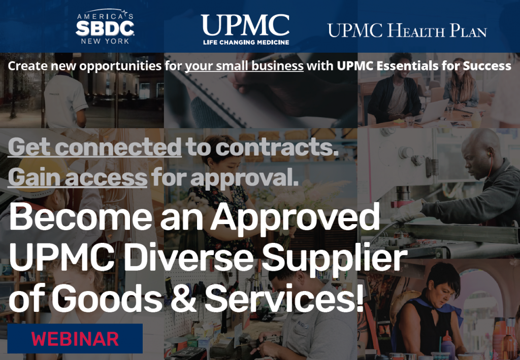 UPMC Essentials for Success New York State