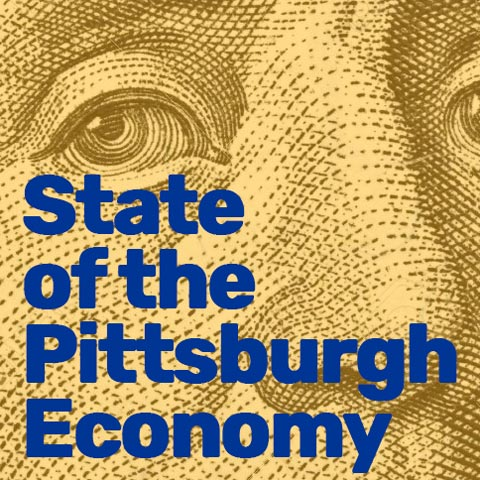 State of the Pittsburgh Economy with face on money in background