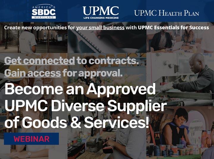 UPMC Essentials for Success Maryland