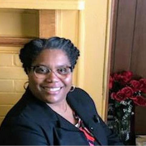 Tracey Jackson, owner of Exquisite Funeral Services