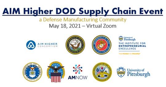 AIM Higher Defense Supply Chain event